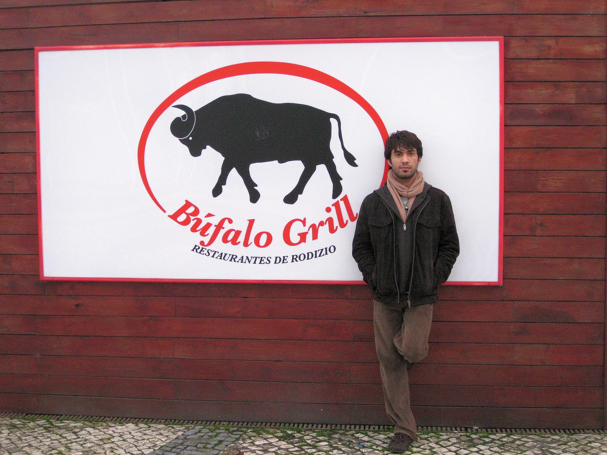 Me @Búfalo Grill